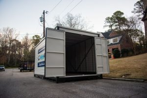 Zippy Shell Greater Columbus storage containers are mobile, safe and reliable.