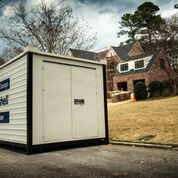 residential onsite container