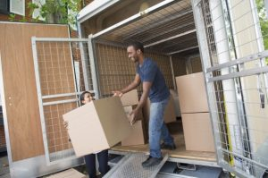 Loading and unloading - we have the best packing services