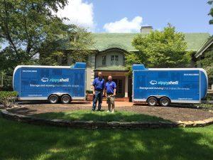 Storage containers Columbus Ohio