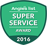 Angies List Super Service Award Icon