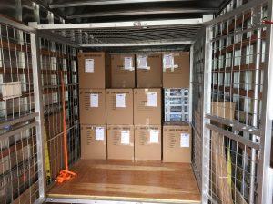 One of the storage units Galloway Ohio