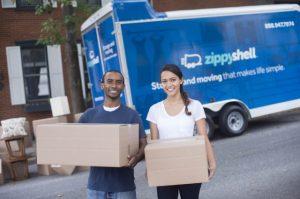 Zippyshell storage