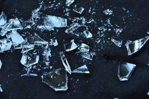 shards form a broken items