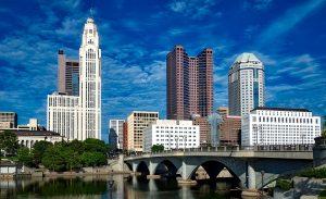 A skyline of Columbus