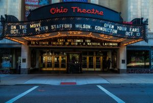 Columbus theater