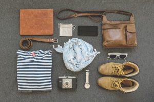 A personal handbag