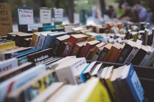Find the best storage for your valuables such as books