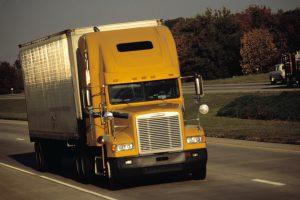 rental trucks or portable storage