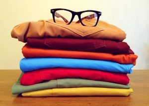 Clothes are one of the Things you should pack last