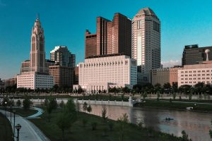 Moving to Columbus during the fall