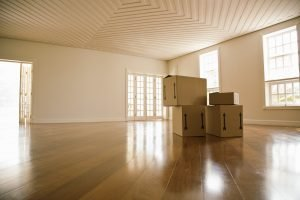 boxes in the room