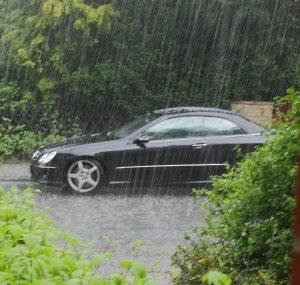 car-rain