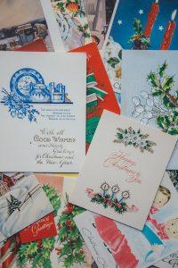 Happy Christmas gift card