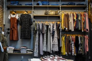 last-minute decluttering before holidays of your clothes and closet