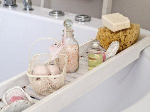 Bath toiletries
