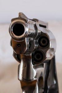 Gun, make sure not to pack guns when you move