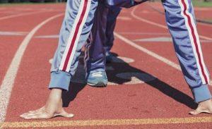 Running Sprint Cinder - Track