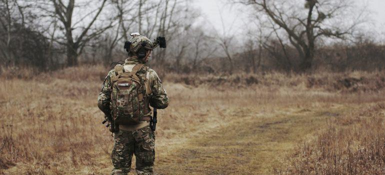 a soldier