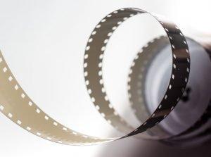 developed film