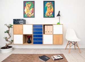 Some modern Scandinavian pieces of furniture that can free up your dorm room