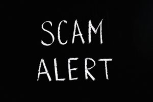 "sign ""scam alert"""