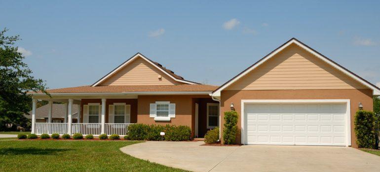 A suburban home
